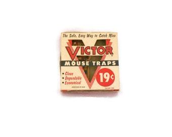 Vintage Mouse Trap, Victor Mouse Trap, Mouse Trap