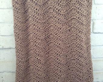 Copper/gold blanket