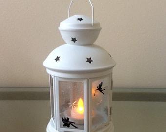 Classic White Tooth Fairy Lantern