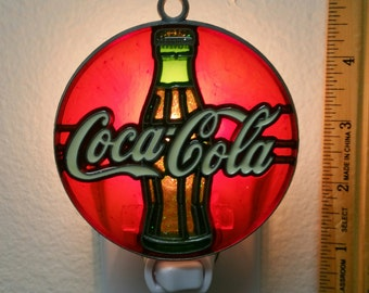 Coca Cola Night Light