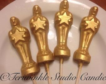 Edible Oscars Chocolate