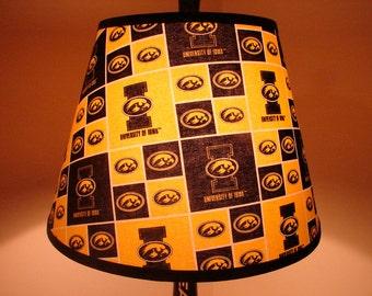University of Iowa Bat Lamp.