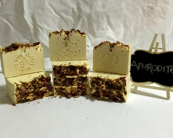 Aphrodite 100% Olive Oil Soap