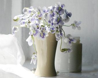 Art Print, Violets Still Life, Violets,  Floral Art, Shabby Chic, Photography, Digital Art, Original, Home Decor, Wall Decor