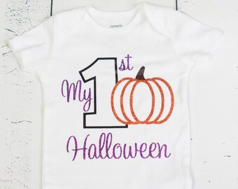 MY FIRST HALLOWEEN Outfit, Boys Halloween, First Halloween Outfit, Girls Halloween, My First Halloween Outfit,