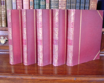 History Of The RUSSO-JAPANESE WAR - 5 vols 1906