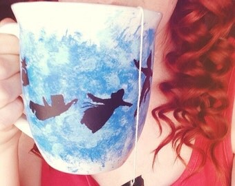 Disney Peter Pan Mug