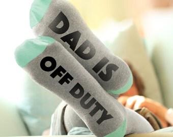 Personalised Socks - Funny Sock Gift - Feet Up! Socks