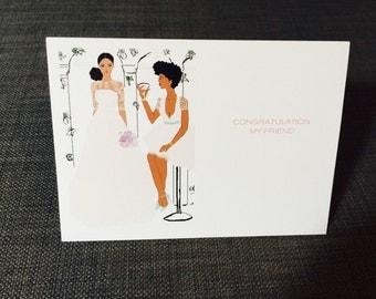 Congratulation Bride cards