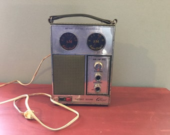 Vintage Aliza Radio