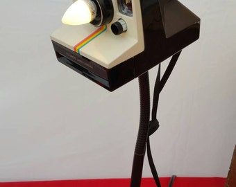 Polaroid Camera Desk Lamp
