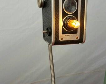 Kodak Duaflex II Camera Desk Lamp