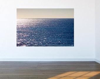 Ocean Photography, Australian Beach Photos, Blue Ocean Sea Photography, Blue Sea Print, Home Decor Blue Art, Blue Print Office Decor