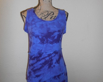 Tie Dye Hemp Dress Sale Free Shipping