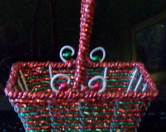 Christmas Basket! - Very Festive!