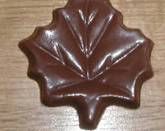 Maple Leaf Mint Chocolate Mold