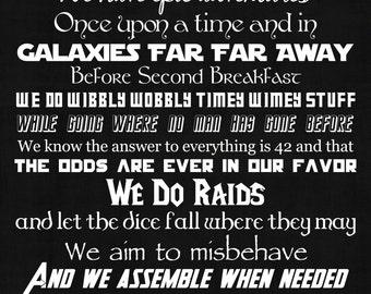 We Do Raids