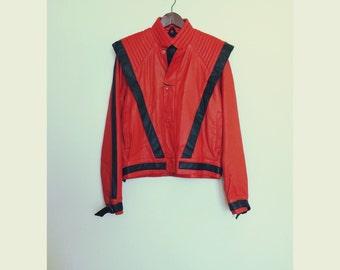 Totally Rad /// Thriller Jacket ///