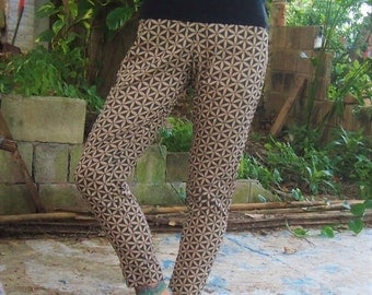 Flower of life Sacred Geometry Pants