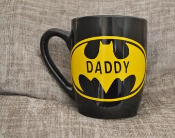 Customized Batman Coffee Mug