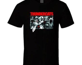 Thundercats - Black T Shirt