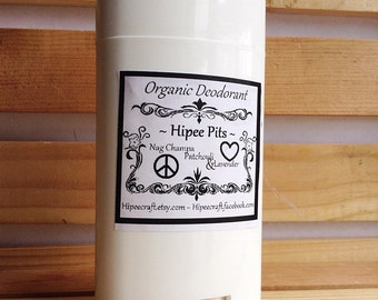 Organic Deodorant Homemade Natural Deodorant Arrowroot Deodorant
