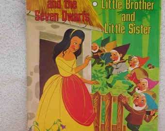 Snow White and the Seven Dwarfs & Little Brother and Little Sister