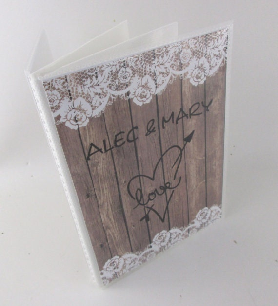 Personalised Wedding Photo Albums: Wedding Photo Album Personalized Photo Album Bridal Shower