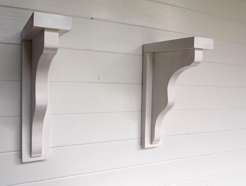 large white shelf brackets wood furniture wood shelving