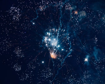 Abstract & Surreal Fireworks #19