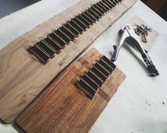 American Walnut Clipboards