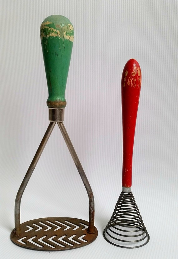 the greens kitchen tools vintage kitchen gadgets tools and green wood handles 6057