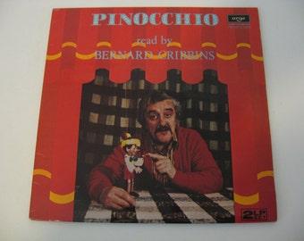 Bernard Cribbins - Pinocchio - 1978
