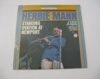 Herbie Man - Standing Ovation At Newport - 1966