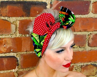 Cute playful Rockable pinup style headband