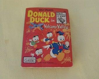 Donald Duck in Volcano Valley