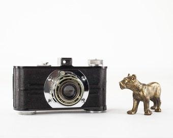 Vintage Argus Camera, Argus Model A Anastigmat Lens Film Camera, Old Camera 1940s, Vintage Photography, Photo Prop, Home Decor Cameras