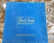 Trivial Pursuit Original Genus Edition