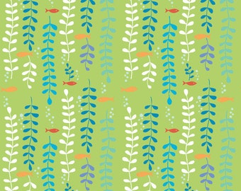 Monaluna organic cotton-under the sea-kelp forest