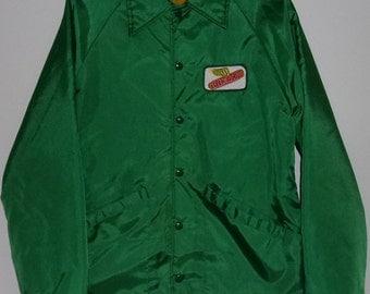 Vintage Dekalb Lined Nylon Jacket by Swingster