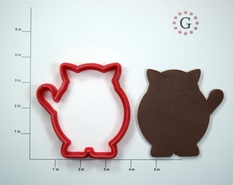 Polly The Pig Cookie Cutter