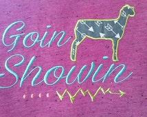 Livestock Stock Show 4-H Lamb Goat Steer Pig FFA