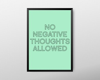 Motivational quotes, typographic print, quote print, gym decor, inspirational poster, quotes, modern prints, health and fitness, motivation