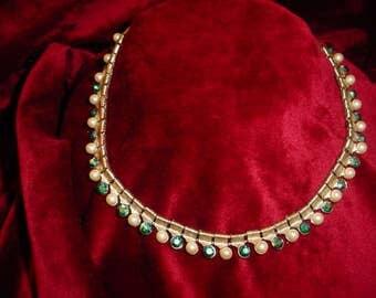 Coro Art Deco Necklace