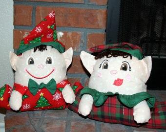 Stuffed Elf