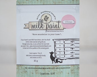 Miss Mustard Seed Milk Paint Pouch