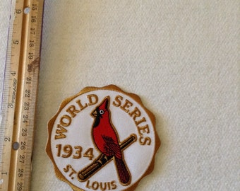 St. Louis cardinals patch