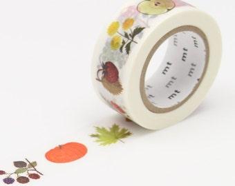 Plant Washi Tape • MT Masking Tape • MT Collab Washi Tape • Washi Tape UK • Japanese stationery • Alain Gree Plant