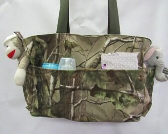 Realtree Camo Diaper Bag