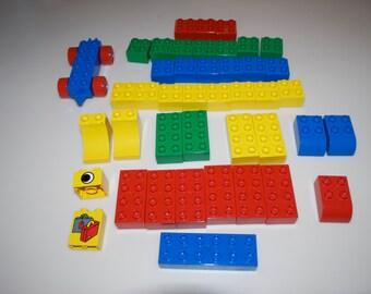 Lego Duplo Preschool Basic Blocks Set 43 Pieces